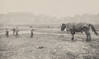 Horse and Children/Paris
