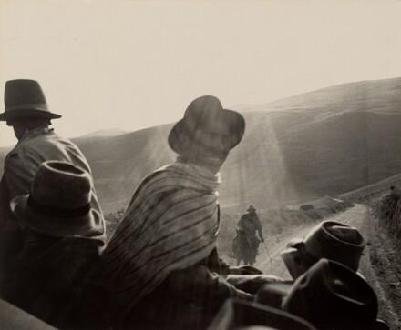 Horse and Sun/Peru