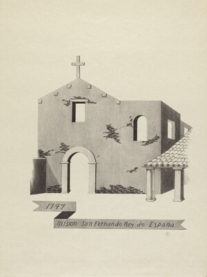 Mision San Fernando Rey de Espana