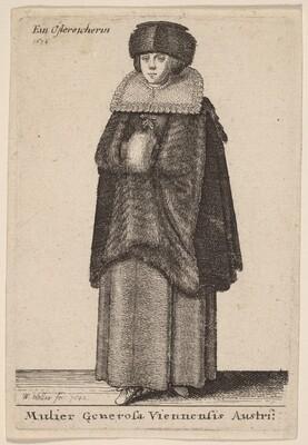 Mulier Generosa Viennensis Austri