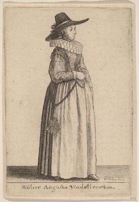 Mulier Augustae Vindelicorum