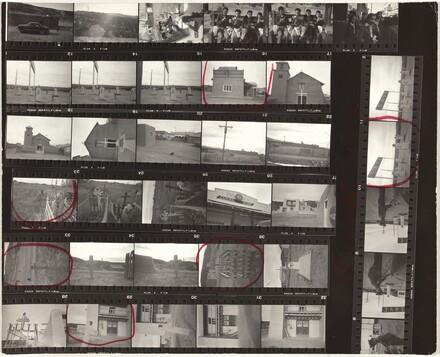 Guggenheim 377/Americans 42--Santa Fe, New Mexico
