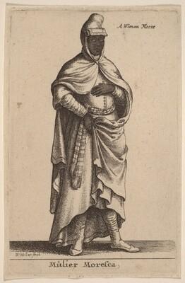 Mulier Moresca