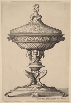 Ornate Goblet