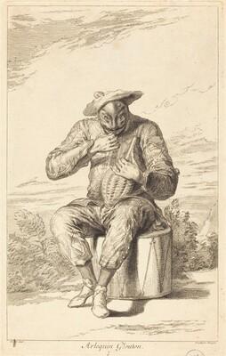 Arlequin Glouton