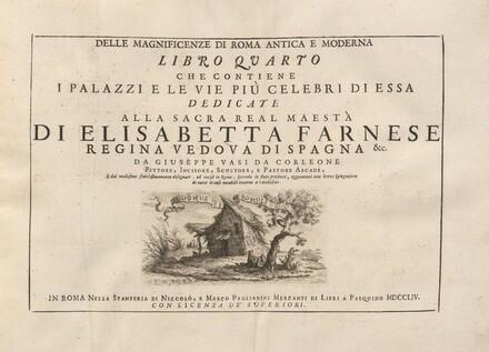 Delle Magnificenze di Roma Antica e Moderna (vol. 2)