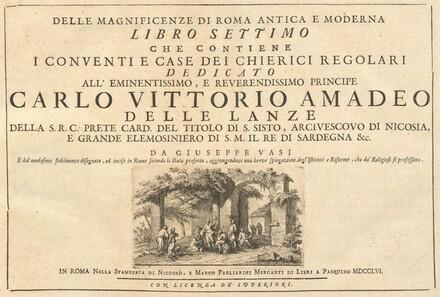 Delle Magnificenze di Roma Antica e Moderna (vol. 3)