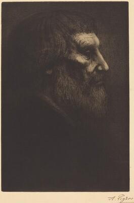 Head of a Beggar (Tete de mendiant)