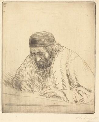 Writer (L'ecrivain)