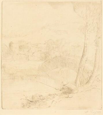 Little Angler (Le petit pecheur a la ligne)