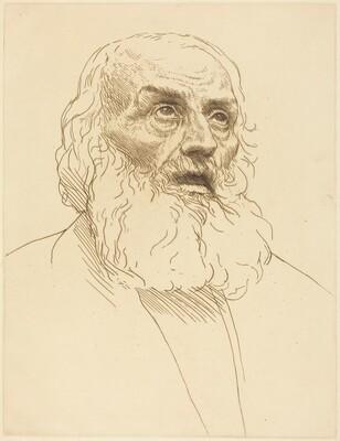 Study of an Old Man (Etude de vieillard)