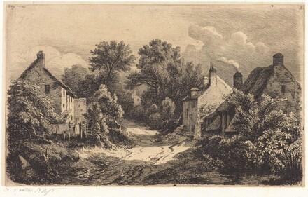 Le chemin de Garens (The Road to Garens)
