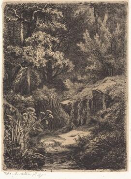 Le petit ruisseau (The Little Brook)