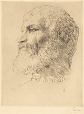 Head of Souliote (Tete de Souliote)