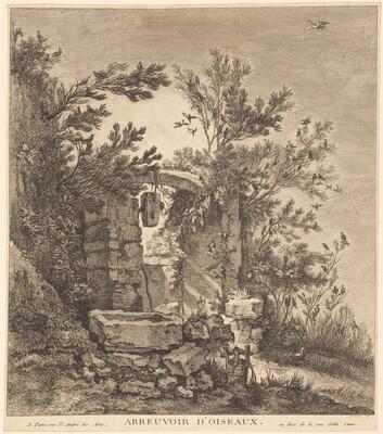 Abreuvoir d'oiseaux (The Birds' Watering Place)