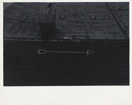Neon arrow--Los Angeles