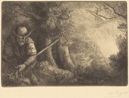 The Gardener (Le jardinier)