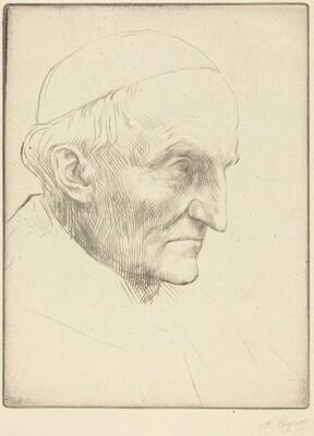 Cardinal Manning, 3rd plate