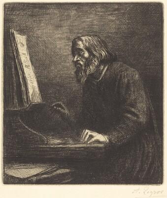 Choirmaster (Le maitre de chapelle)