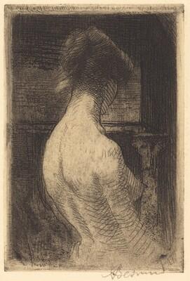 Back of a Woman (Dos de Femme)