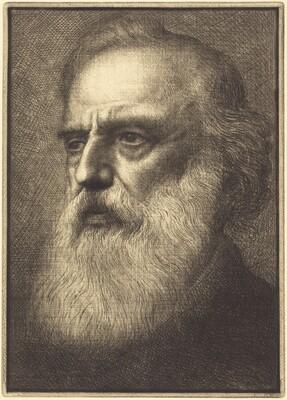 Self-Portrait, 4th plate