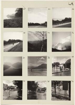 Die Landschaft (Landscape) 25-36