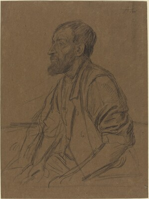 Study of a Workman