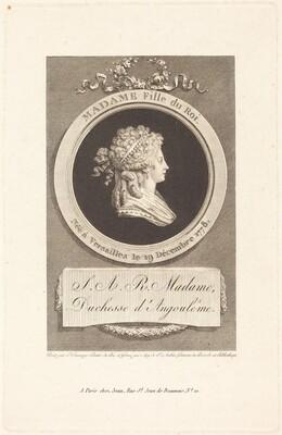 Marie-Thérèse-Charlotte, Duchess of Angoulême