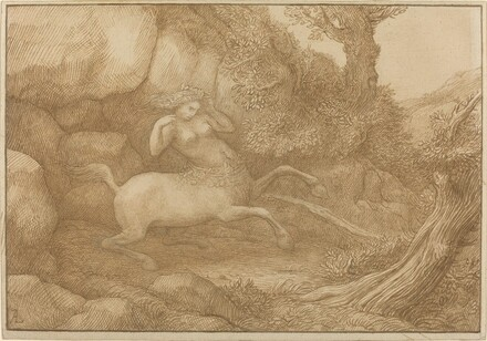 Centaur Woman
