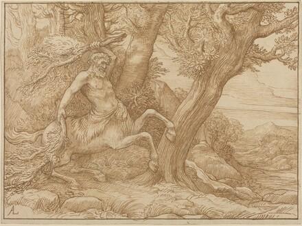 Centaur with Branches