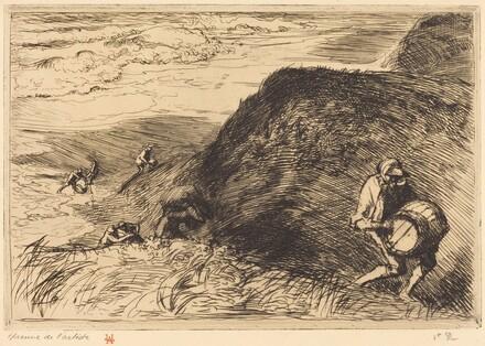 Wreckers, Saint-Jean-de-Monts (Pilleurs d'epaves, Saint-Jean-de-Monts)
