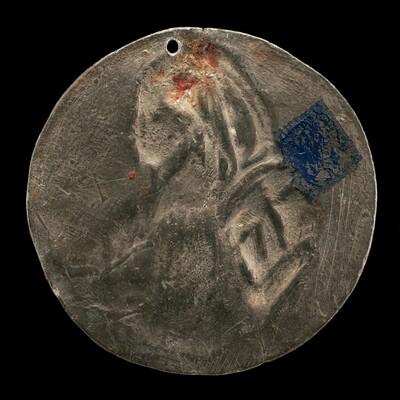 Faustina Sforza, born c. 1532, Marchioness of Caravaggio 1546