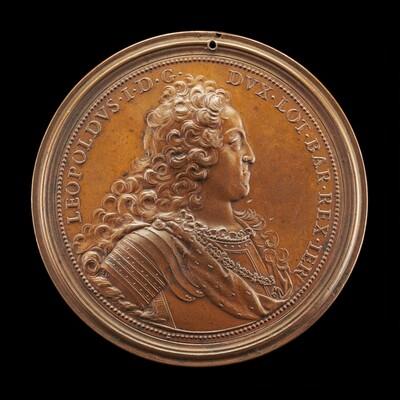 Leopold Joseph I, 1679-1729, Duke of Lorraine 1697 [obverse]