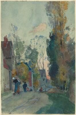 Rue de Jouy le Comte