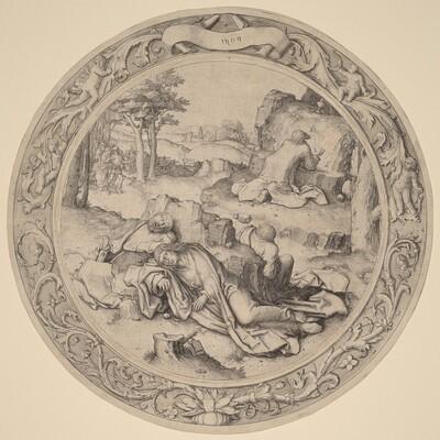 Christ in Gethsemane (Agony in the Garden)
