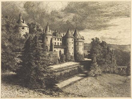 Château on a Rise