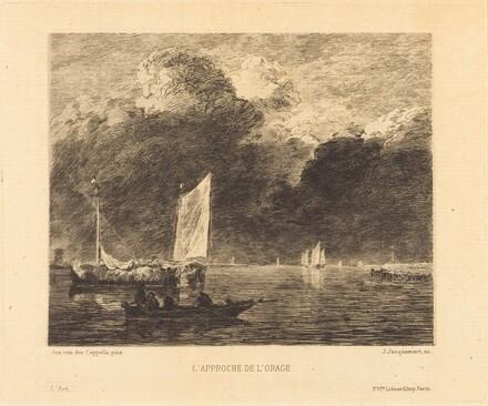 L'Approche de l'Orage (The Storm's Approach)