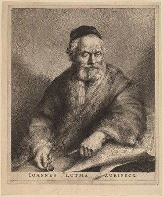 Janus Lutma, the Elder