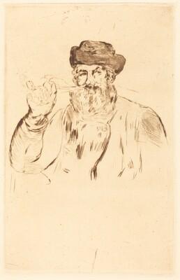 The Smoker (Le fumeur)