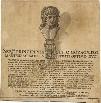 The Triumph of Julius Caesar: Title Page