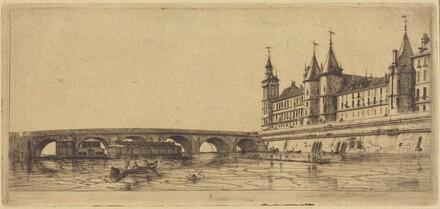 Le Pont-au-Change, Paris