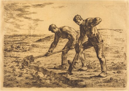The Diggers (Les becheurs)