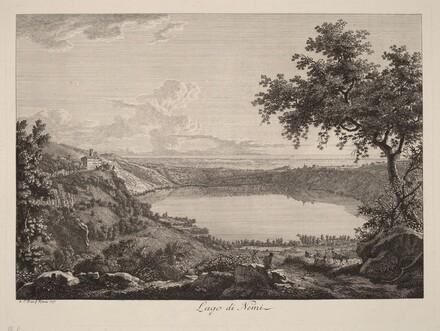 Lago di Nemi (Lake Nemi)