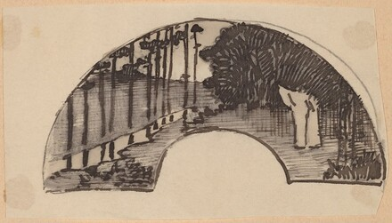 Study for an Archway