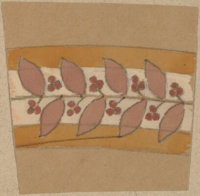 Study for a Border Design
