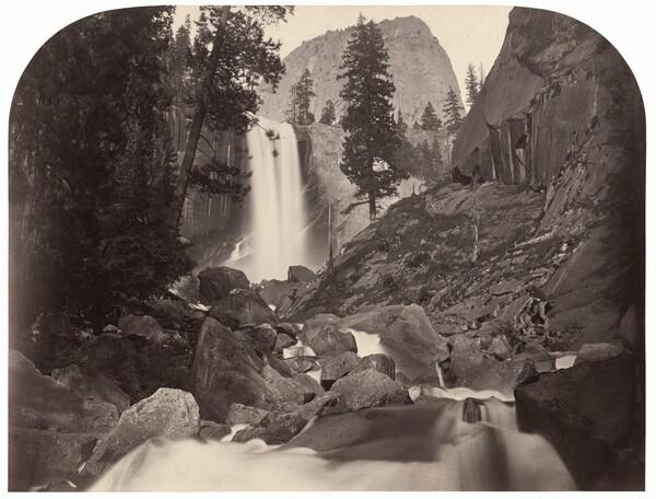 Piwyac, Vernal Fall, 300 feet, Yosemite