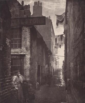 Old Vennel, Off High Street