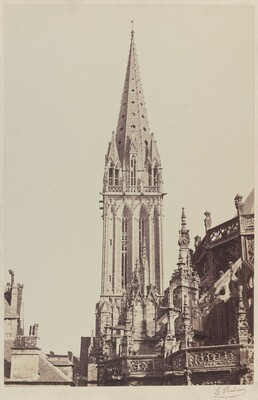 Church of Saint-Pierre, Caen