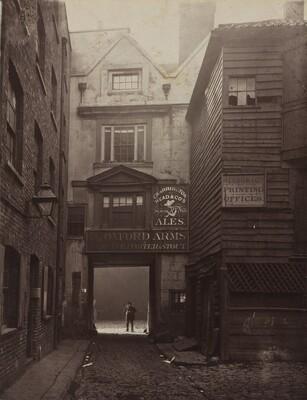 The Oxford Arms, Warwick Lane