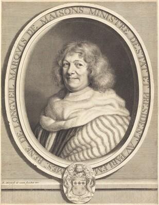 Rene, Marquis de Maisons
